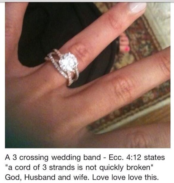 Love love love. This better be my future wedding ring.