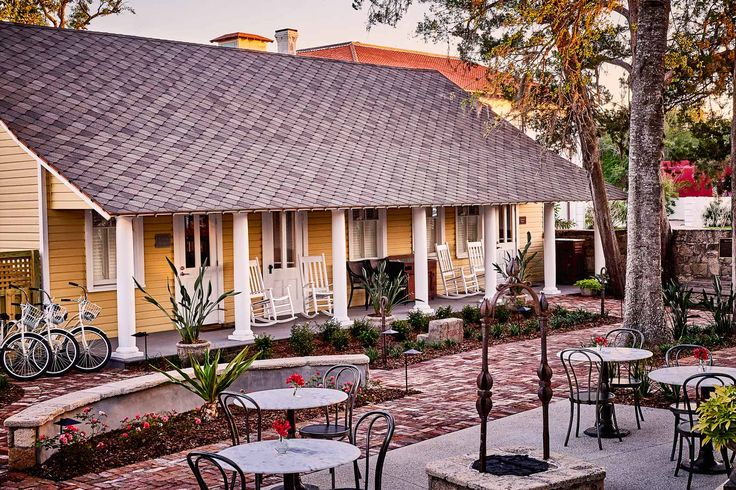 The Collector Luxury Inn & Gardens Photo Gallery | Luxury B&B In St. Augustine - Florida