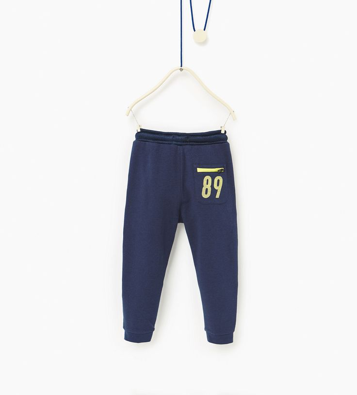 ZARA - KIDS - Sporty collection trousers