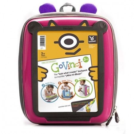 Govinci Three In One Kids Backpack