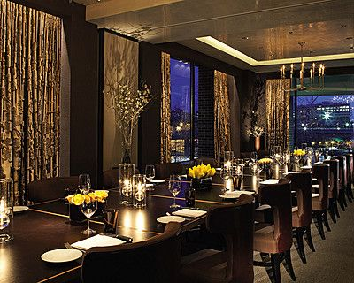modern steak house - Google Search
