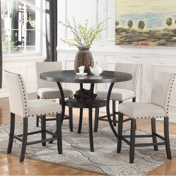22++ Small round counter height dining set Trend