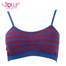 2015 Fashion stripe seamless bra with shoulder straps Best Seller follow this link http://shopingayo.space