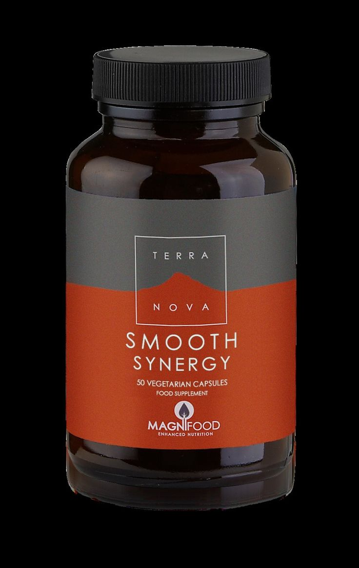 Smooth Synergy - 50 vegetarian capsules.jpg