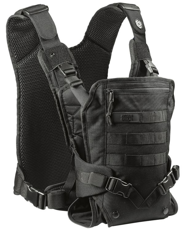 Baby Carrier - 3/4 View | Mission Critical