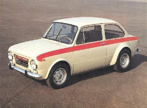Fiat Abarth OT1600