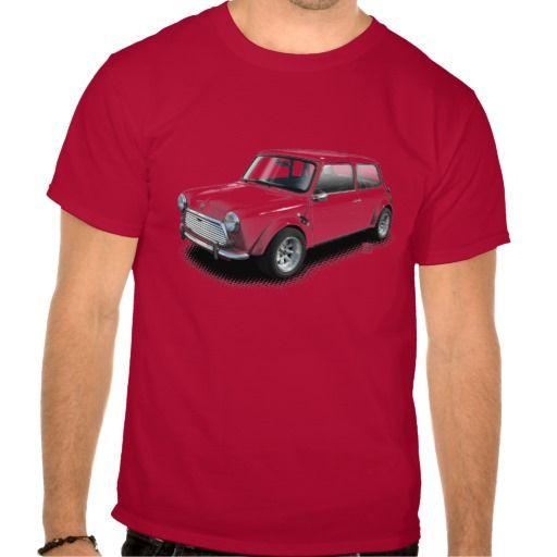 U-Pick-The-Color Classic Mini Car T-Shirt
