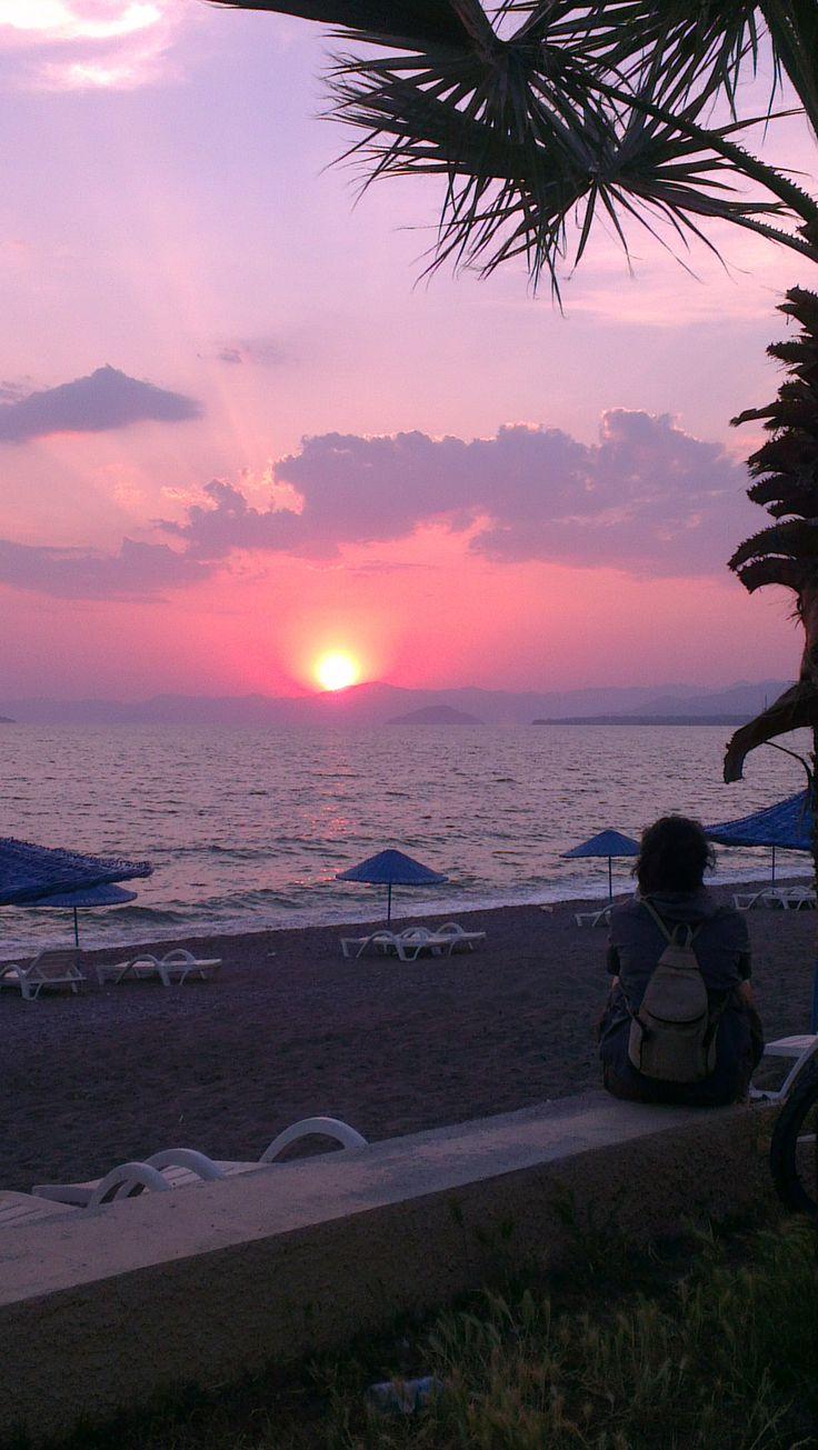Calis Beach, Turkey