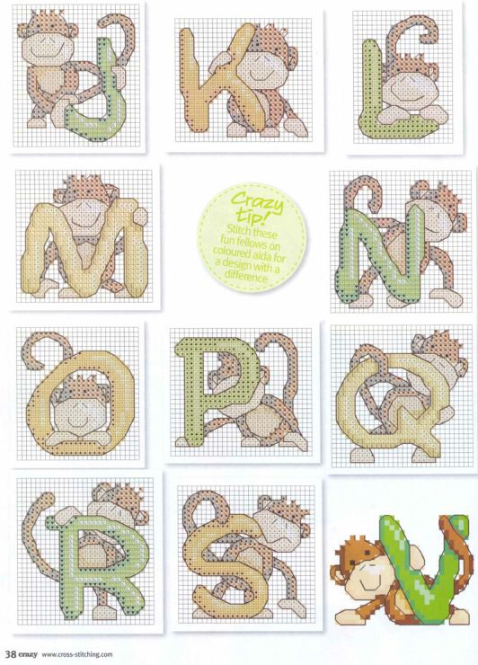 Gallery.ru / Photo # 20 - Cross Stitch Crazy 134 February 2010 + Free 12 application Flo - tymannost