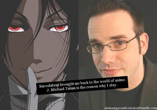 j michael tatum anime characters - photo #23