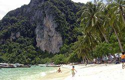 Travel to remote beaches of Pha Ngan