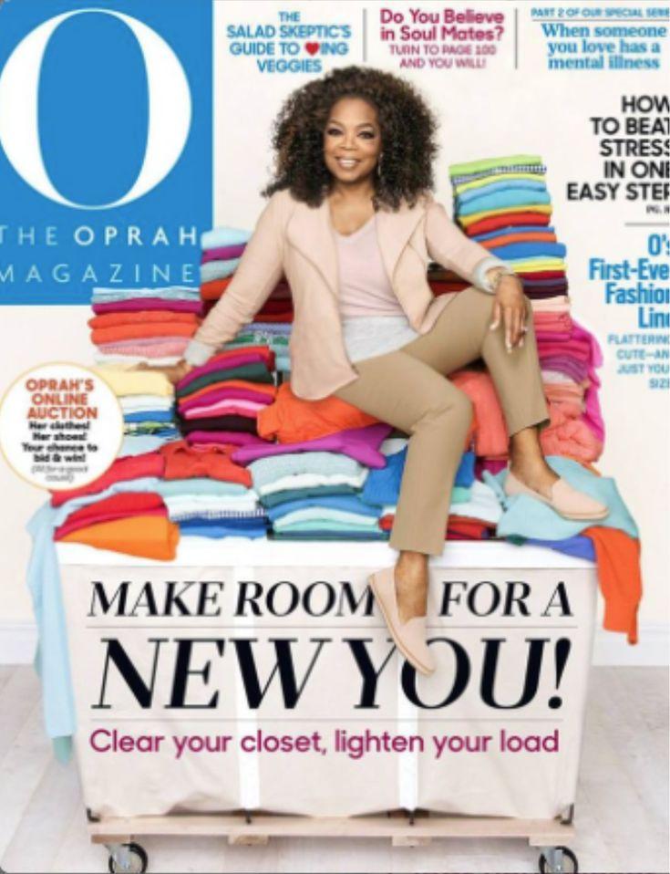 BM Bianca endure in O, The Oprah Magazine