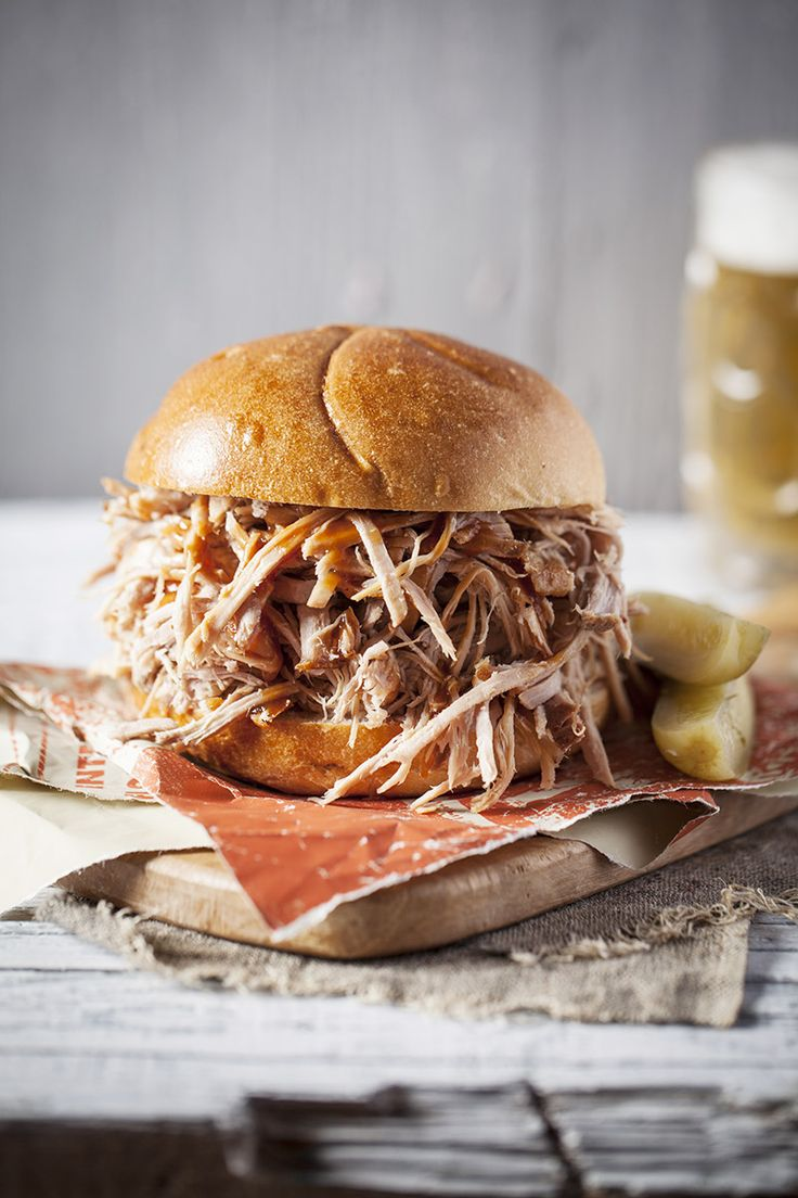 Pulled pork mop recipes
