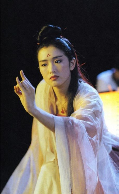 "vintagewoc: ""Gong Li in The Dragon Chronicles (1994) """