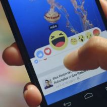 Facebook introduce le Reaction. semplici faccine?? #discutiamone  Per saperne di più visita il nostro sito www.piuinternet.it