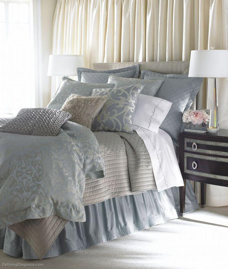 Bedding u0026 Side Table Jackie Bed Linens
