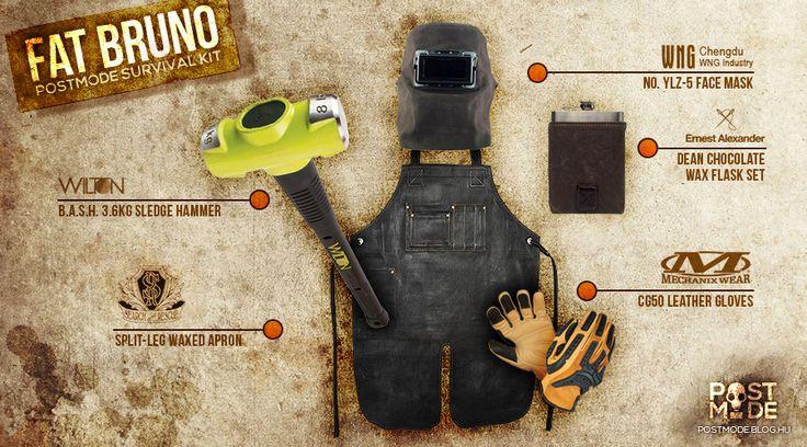 FAT BRUNO Survival Kit