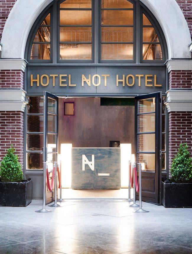 #hotel not hotel, #amsterdam, ltvs, lancia trendvisions