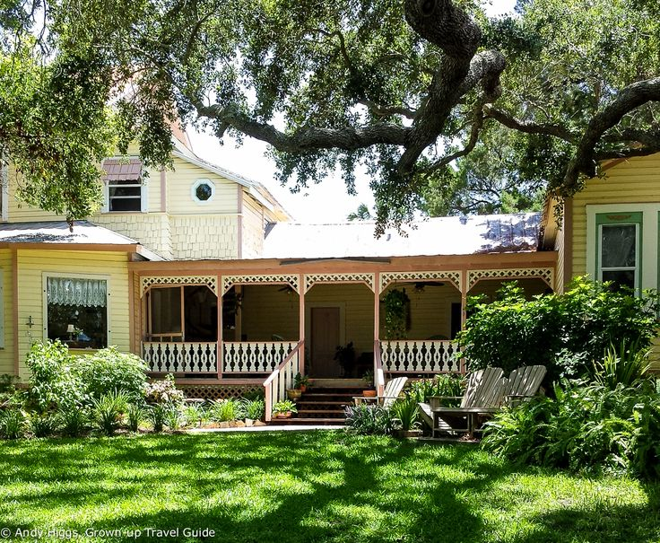 Hotel review: Cedar Key Bed & Breakfast, Florida, USA