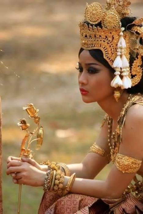 Mujer de Bali