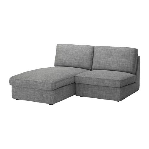 KIVIK One-seat section with chaise IKEA KIVIK is a generous seating series with a soft, deep seat and comfortable support for your back.