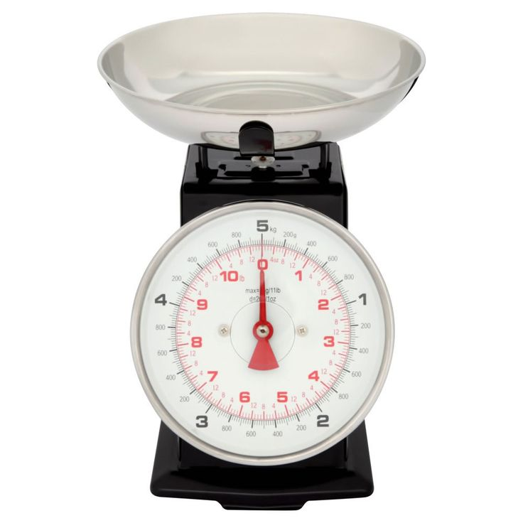 Wilko Scales Black 5kg. £10.00.