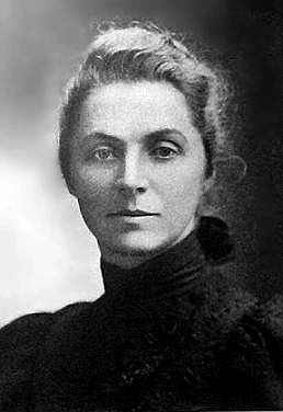 Boer hero Emily Hobhouse (9 April 1860 – 8 June 1926), a British welfare campaigner who is primarily remembered for bringing to the attention of the British public, and working to change, the deprived conditions inside the British concentration camps in South Africa built for Boer women and children during the Anglo Boer War. Her ashes are buried in the National Women's Memorial in Bloemfontein, South Africa.