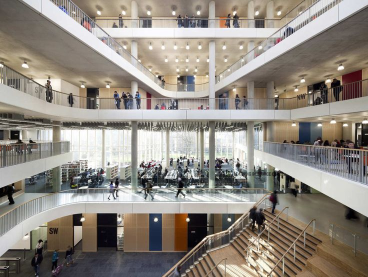 Gallery of New Flagship Campus for City of Westminster College / schmidt hammer lassen architects - 5
