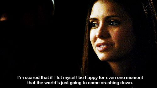 TVD has the best quotes.
