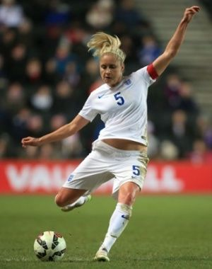 England's influential captain Steph Houghton is one of several home players still working their way back to match fitness following lengthy lay-offs.