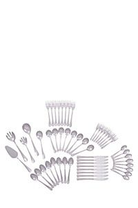 53 PIECE STAINLESS STEEL CUTLERY SET