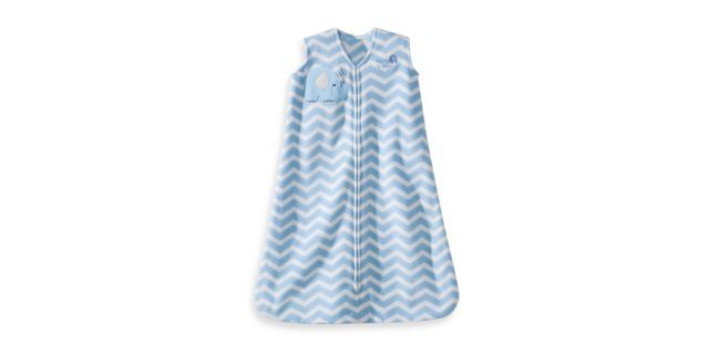 HALO® SleepSack® Wearable Blanket Blue Zigzag Elephant - doesn't have to be this pattern. Extra large is all I need now.