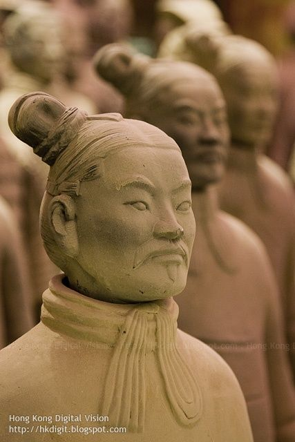 Papo Viagem: Guerreiros de Terracota / Terracotta Warriors, Xian – China