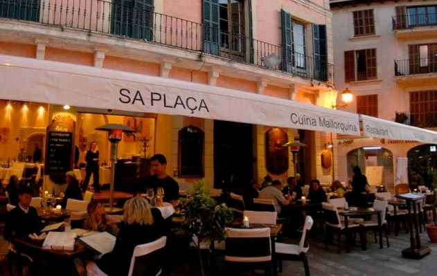 Restaurante Sa Plaça