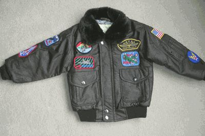 Kid's Bomber Jacket