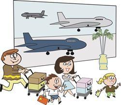 avion sans stress Comment s'habiller Bagage à main