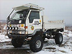 4wd, мостовой, аппарель,38-я резина, полная пошлина - Toyota Dyna, 1997 - Грузовики во Владивостоке