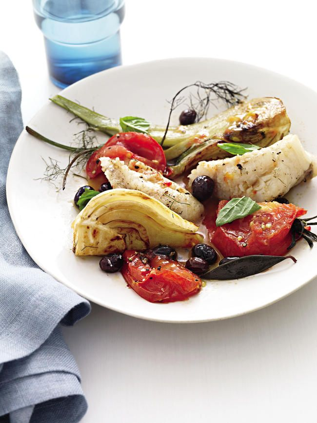http://www.menshealth.com/recipes/roasted-monkfish-with-olives