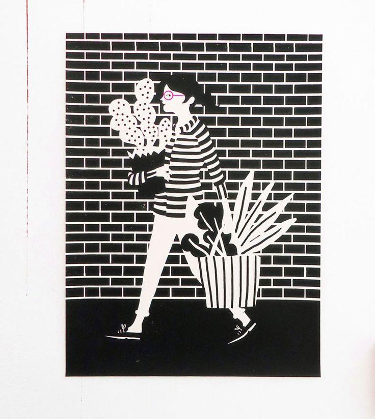 Illustrative Storytelling by Karolin Schnoor