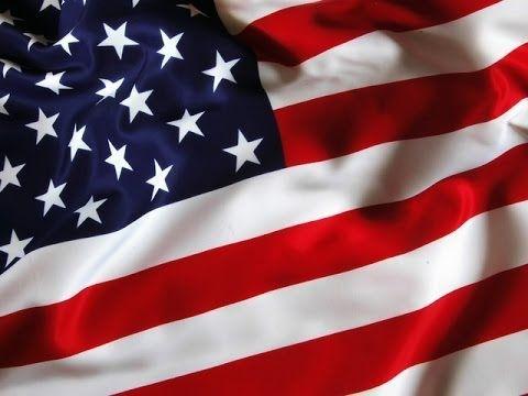 """Серьги """"Американский флаг"""" МК. / Earrings """"American flag"""" - YouTube"""