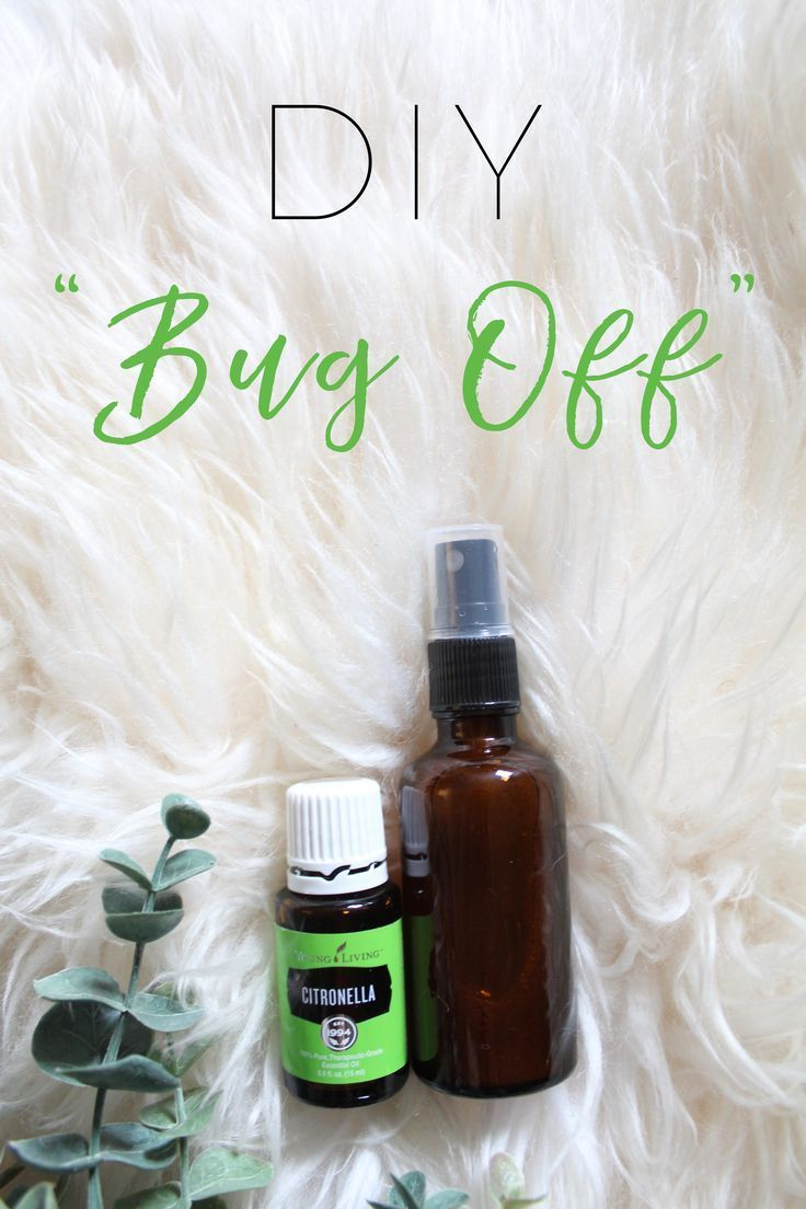 Diy Bug Spray Essential Oil Bug Repellent Insect Repellent Essential Oils Insect Repellent