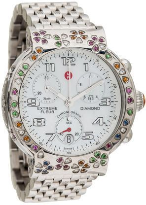 Michele Extreme Fleur Watch