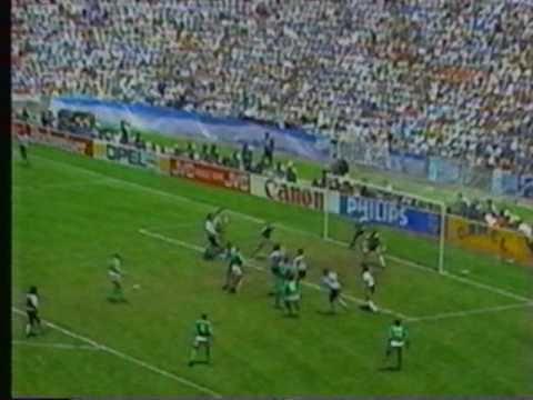 Final,Argentina vs West Germany 3-2