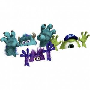 Monsters University Table top decor 1