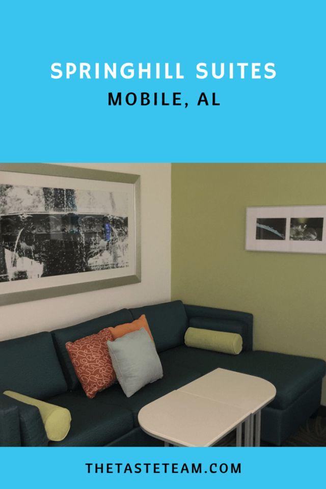 Springhill Suites Mobile, AL Review