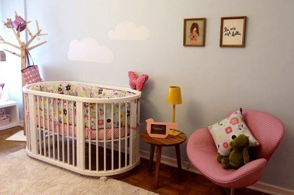 decoracao quarto de bebe jardim encantado : decoracao quarto de bebe jardim encantado:bebê #baby #decoração #quarto http://www.mimoinfantil.com.br