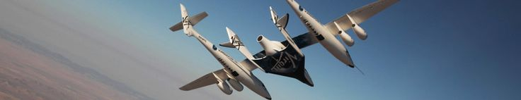 Virgin Galactic's going to turn space travel the way TWA did air travel!