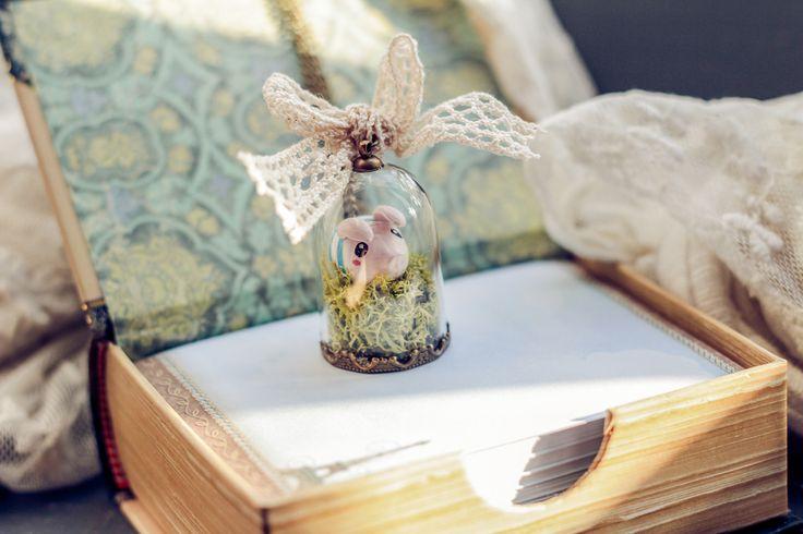 """Sautoir Bulle de nature - """"Aiko """" - Made in Poetic Touch : Collier par sunshine59"""