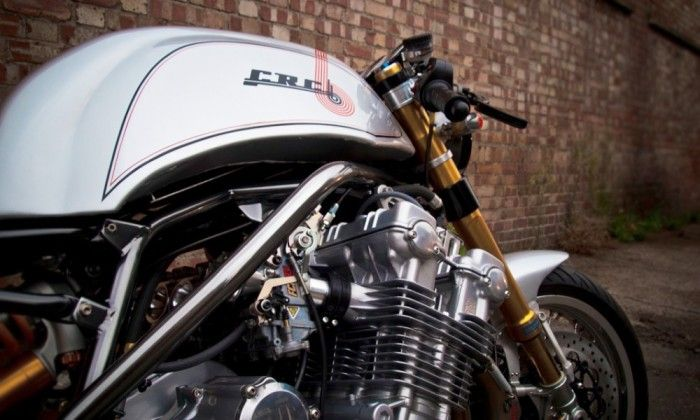 Honda CBX1000 Cafe Racer 4