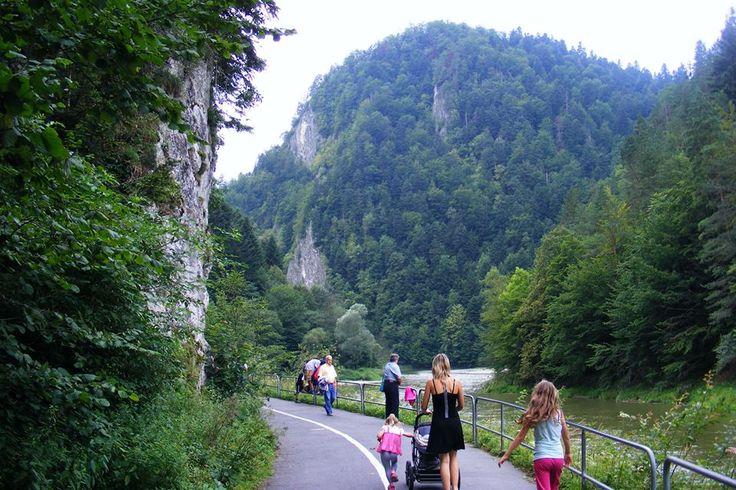 Spacer do pobliskiej Słowacji